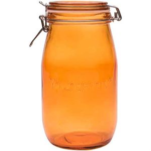 Picture of Youngevity - Orange 1.5L Mason Jar